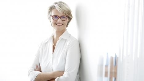 Anja Karliczek ist seit dem 14. März 2018 Bundesministerin für Bildung und Forschung (Foto: Laurence Chaperon)